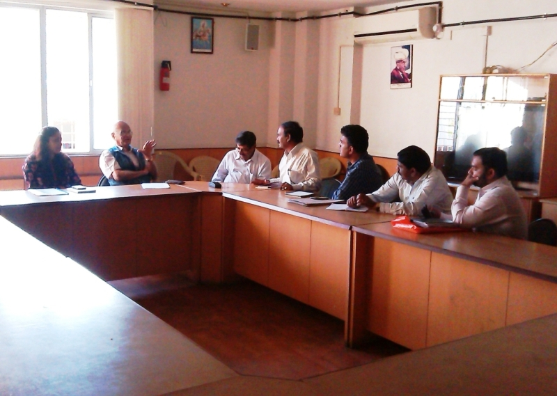 Conference Meeting on Solid Waste Management